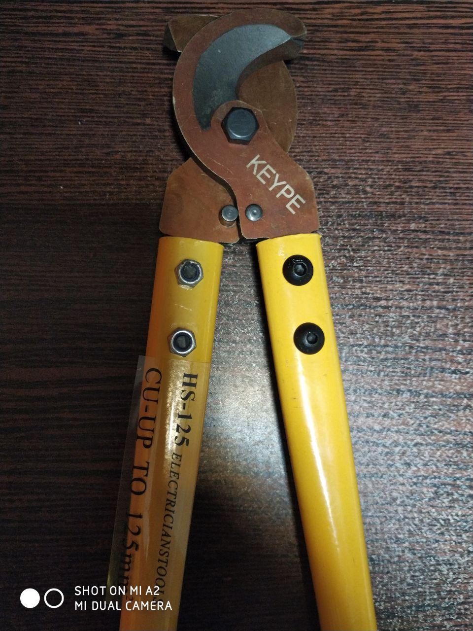 قیچی کابل برLK125